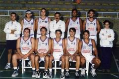 equipo senior del playa de punta umbria1997-98