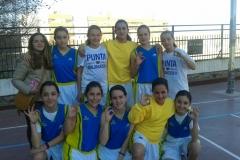 minibasket femenino14-15