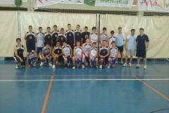 encuentro con el leganes cadetes 2010-11